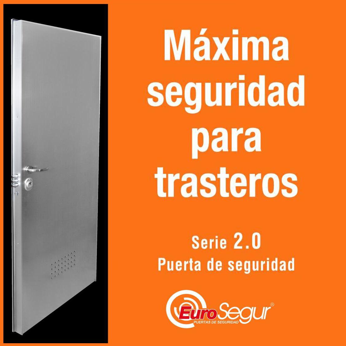 Nueva puerta de seguridad para trasteros - Ferretería-Cerrajería ...