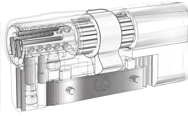 ¿Conoces los cilindros Kaba Expert?