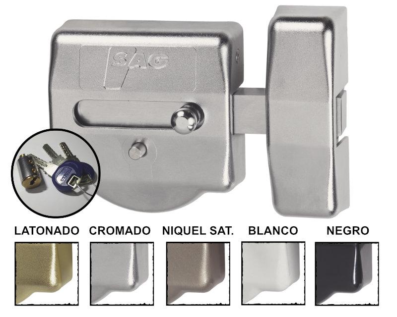 Cerrojo SAG EP40